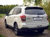 Subaru Forester XT test 34