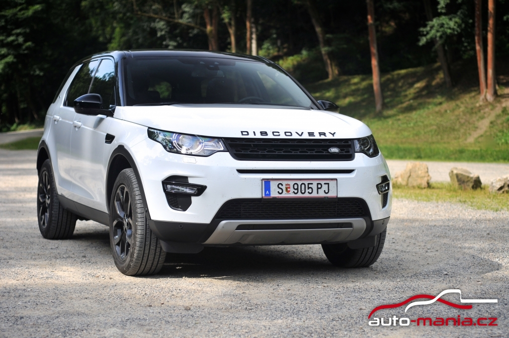 test land rover discovery sport 2 2 sd4 at