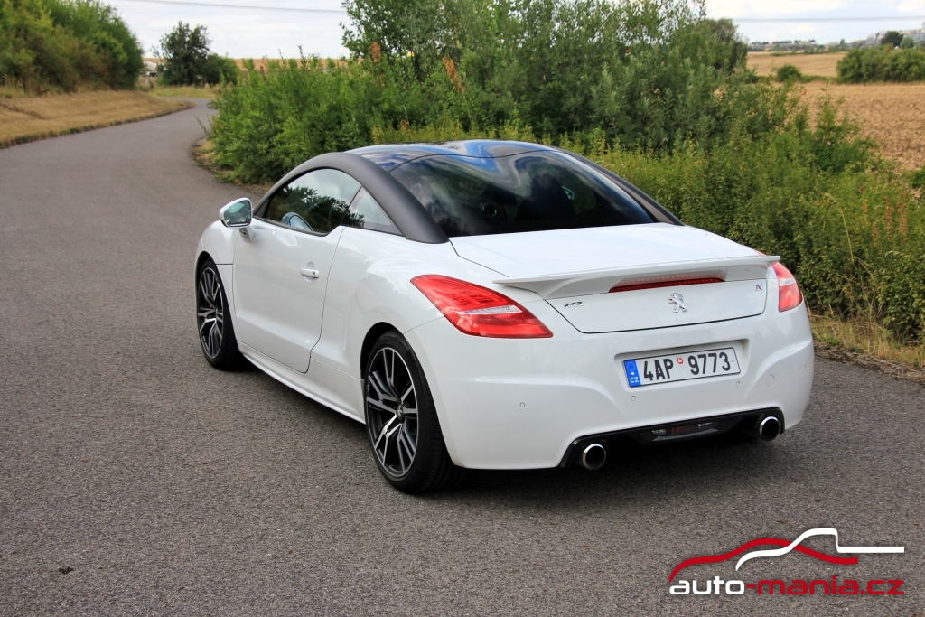 test peugeot rcz r 1 6 thp 270k. Black Bedroom Furniture Sets. Home Design Ideas