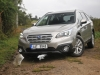 Test Subaru Outback 2.0D Lineatronic 9