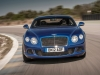 Bentley Continental GT Speed at Nardo test track