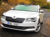 Test Škoda Superb 2.0 TDI 25
