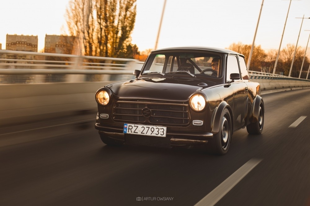trabant 601 s 1 8t quattro nejrychlej bakelit foto video. Black Bedroom Furniture Sets. Home Design Ideas