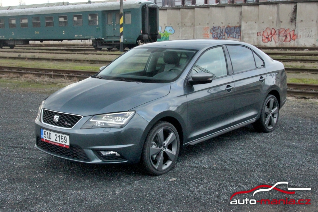 test seat toledo fr line 1 2 tsi 81 kw. Black Bedroom Furniture Sets. Home Design Ideas