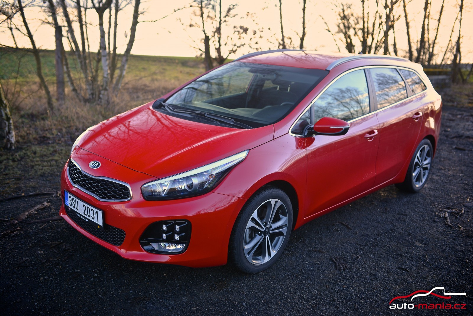 Test Kia Cee'd SW 1.6 CRDi (AT)