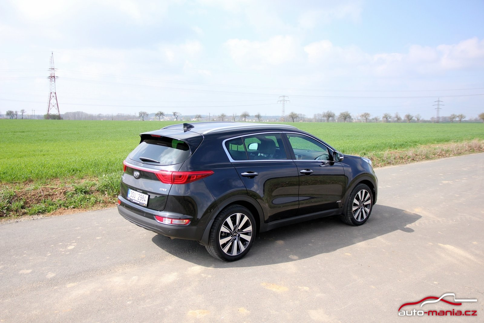 test kia sportage 2 0 crdi 136 kw 4x4 at. Black Bedroom Furniture Sets. Home Design Ideas