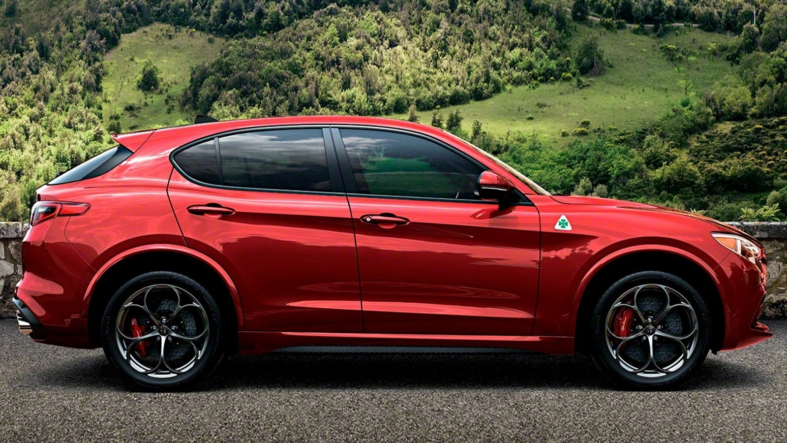alfa romeo stelvio first edition nov suv ji m ete objedn vat cena je 1 2 milionu. Black Bedroom Furniture Sets. Home Design Ideas