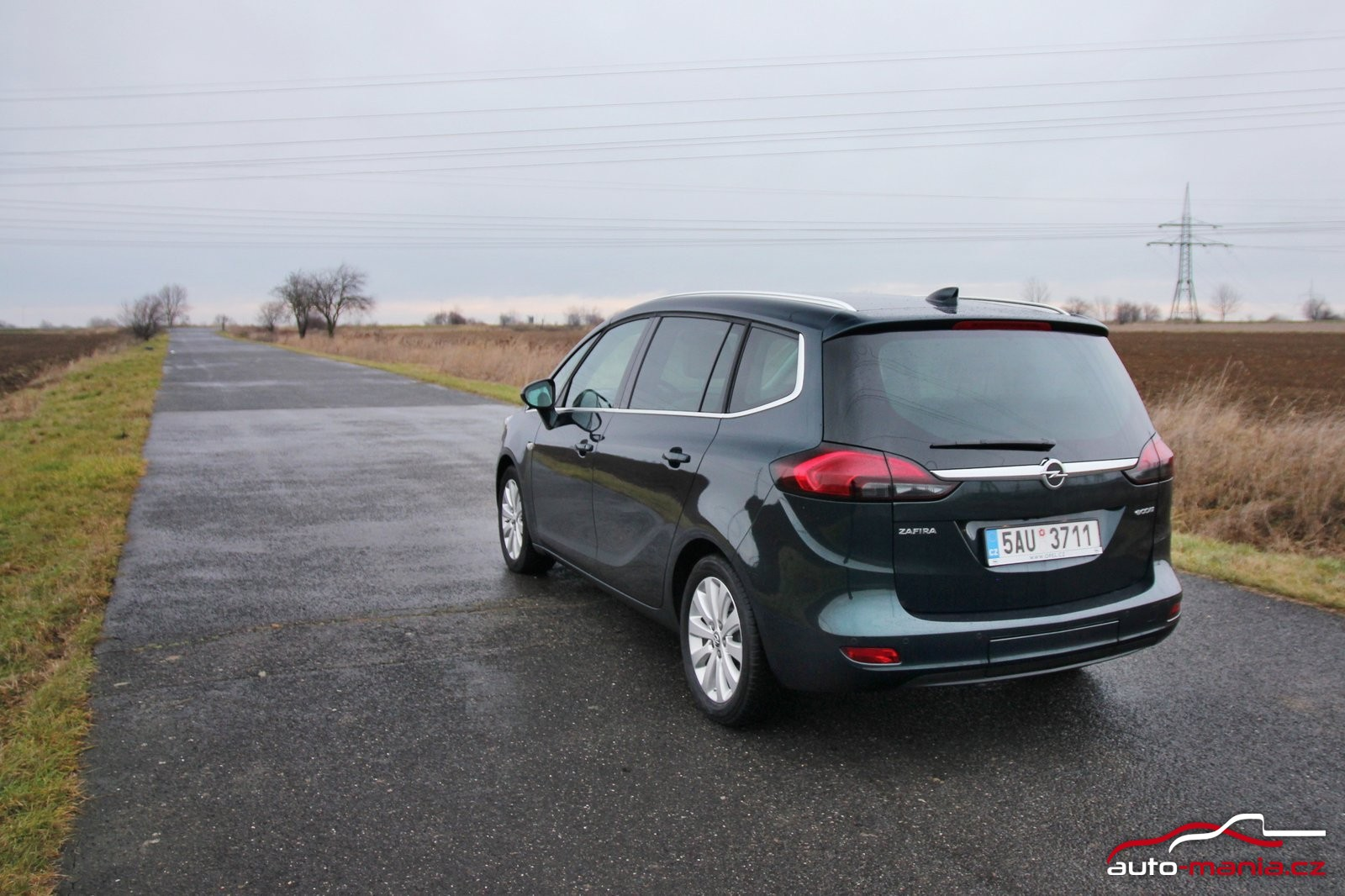test opel zafira 2 0 cdti 125 kw. Black Bedroom Furniture Sets. Home Design Ideas