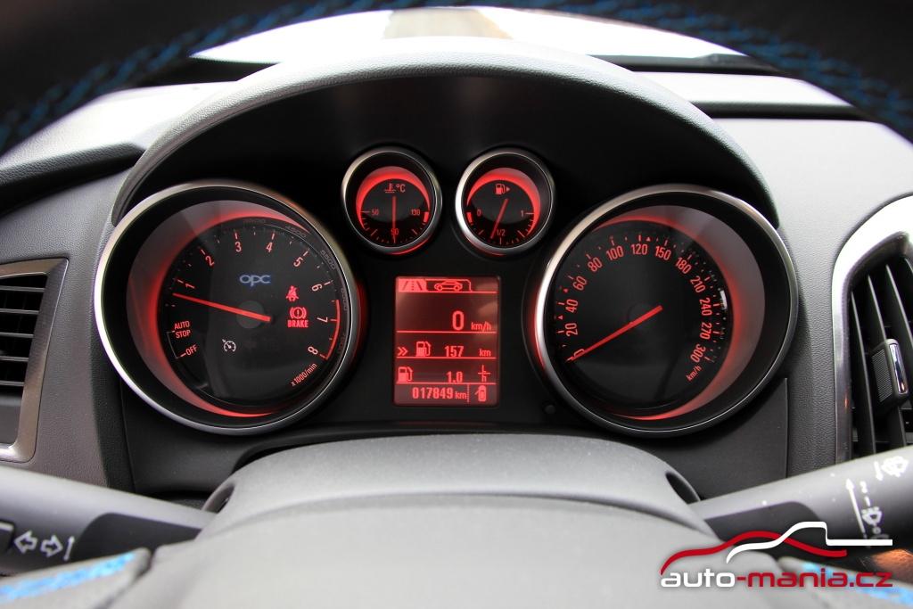Test Opel Astra OPC: Nirvána nejen pro uši!