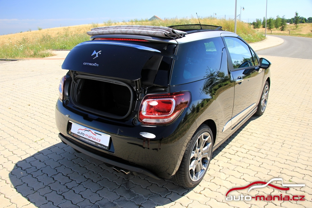 test citroen ds3 cabrio 1 6 thp polovi n kabriolet. Black Bedroom Furniture Sets. Home Design Ideas