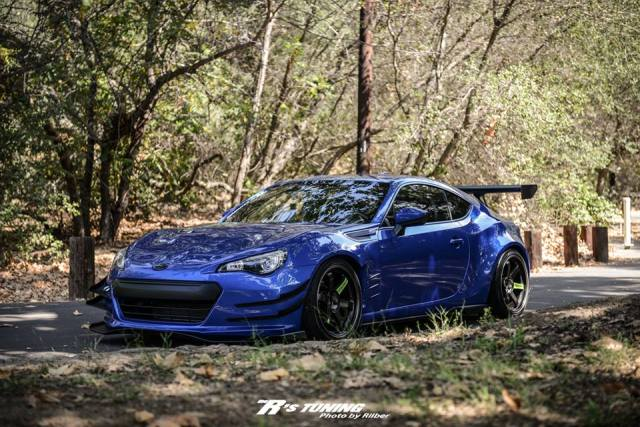obrazem the r s tuning subaru brz. Black Bedroom Furniture Sets. Home Design Ideas