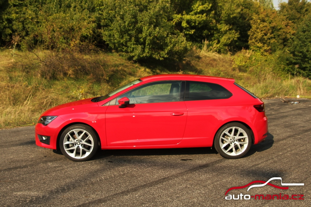 test seat leon sc fr 1 8 tsi dsg skorocupra. Black Bedroom Furniture Sets. Home Design Ideas