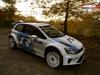 Volkswagen Polo R WRC 1. Test  Carlos Sainz / Timo Gottschalk