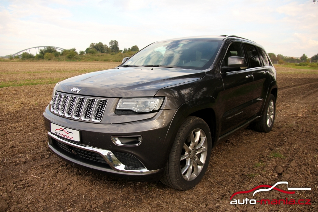 test jeep grand cherokee 3 0 crd 4x4 at. Black Bedroom Furniture Sets. Home Design Ideas