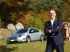 Emanuel Probst, first Chevrolet Volt owner in Europe