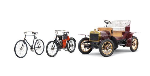 ŠKODA AUTO: 120 let nadšení pro mobilitu + video