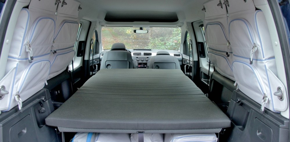 test volkswagen caddy beach 2 0 tdi 110 kw dsg. Black Bedroom Furniture Sets. Home Design Ideas