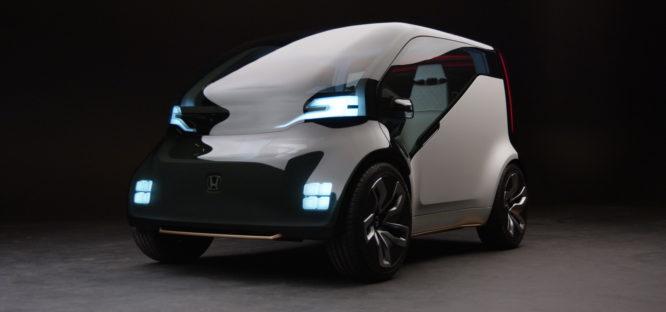Honda na ženevském autosalonu představuje vize, koncepty i sériové modely