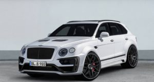 Lumma Design Bentley Bentayga