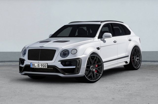 Lumma Design Bentley Bentayga