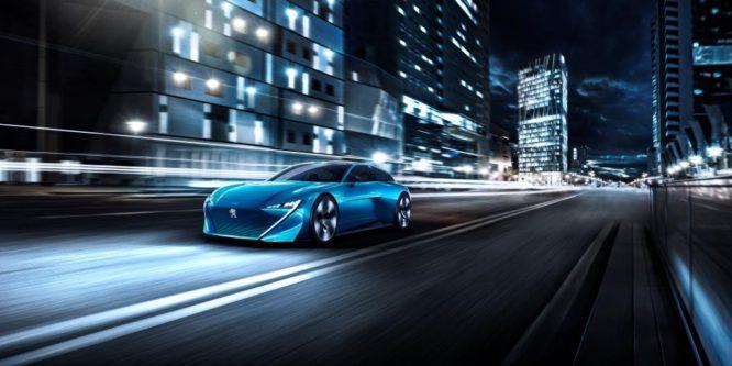 Peugeot Instinct Concept se představí na autosalonu v Ženevě