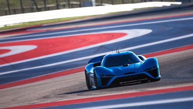 Nurburgring má nového krále mezi elektromobily – video
