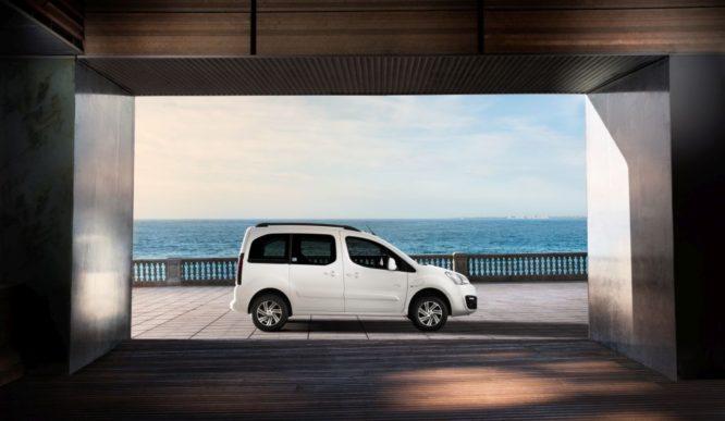 Citroën E-Berlingo Multispace: další elektrický model je tu