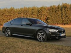 Test BMW 750Ld xDrive (AT)