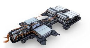 Vysokonapěťové akumulátory nového modelu Volkswagen e-Golf