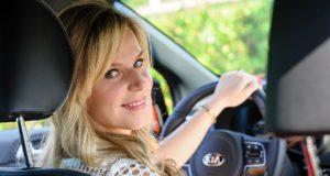 kia pruzkum: ženy za volantem