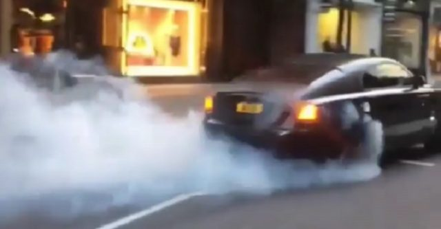 burnout-rolls-royce-wraith-video