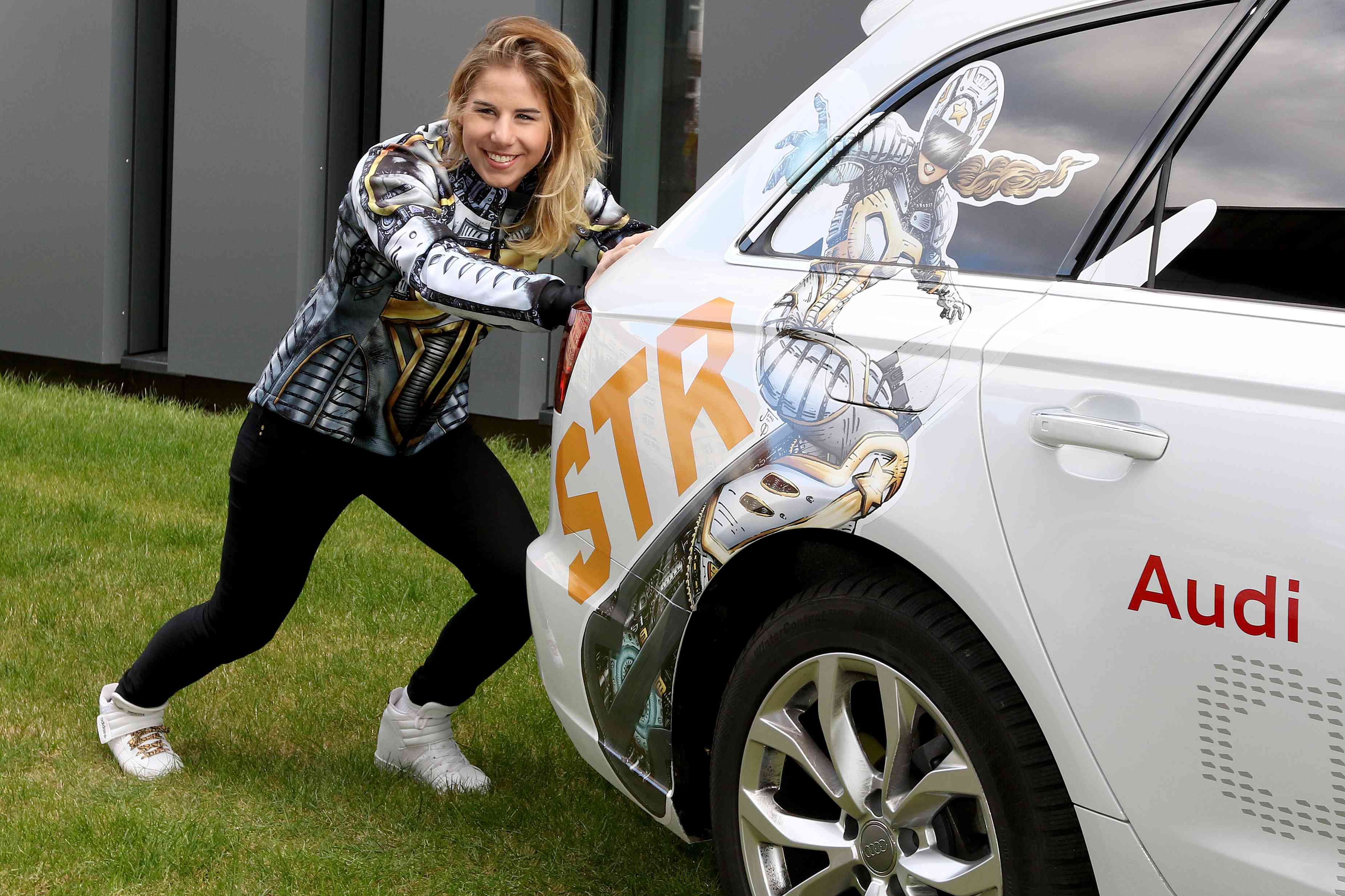 Hvězda Audi Ski Teamu Ester Ledeck 225 Je I Letos Kr 225 Lovnou