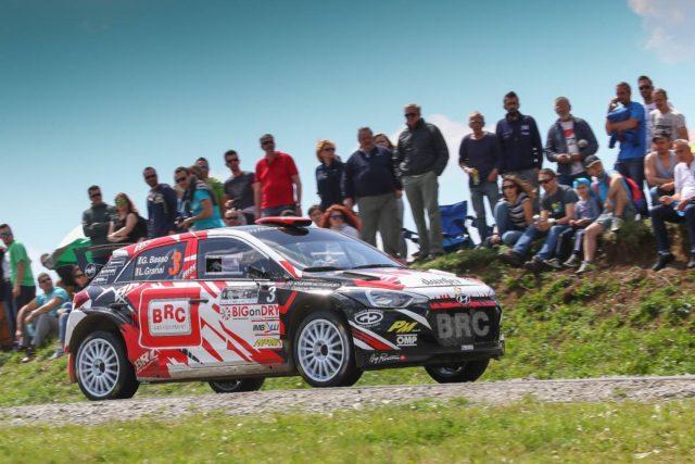 Závodní speciál Hyundai i20 R5 sbírá první vavříny v evropských rally d8cc54d9f8