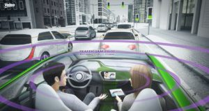 Valeo Intuitive Driving vision illustration