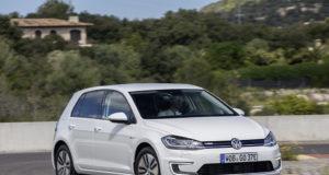 Der neue Volkswagen e-Golf