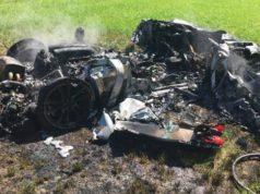 ferrari f430 scuderia nehoda