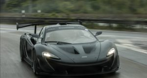 McLaren P1 LM Nurburgring video