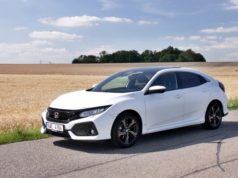 Test Honda Civic 1.0 VTEC Turbo