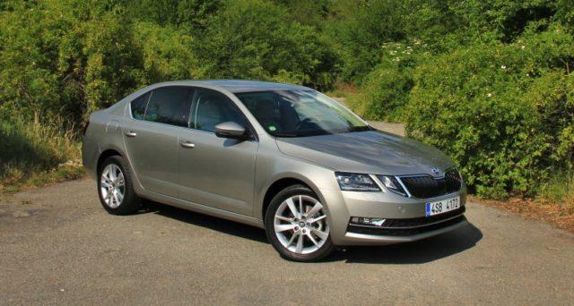 test Škoda octavia 1.0 tsi 85 kw
