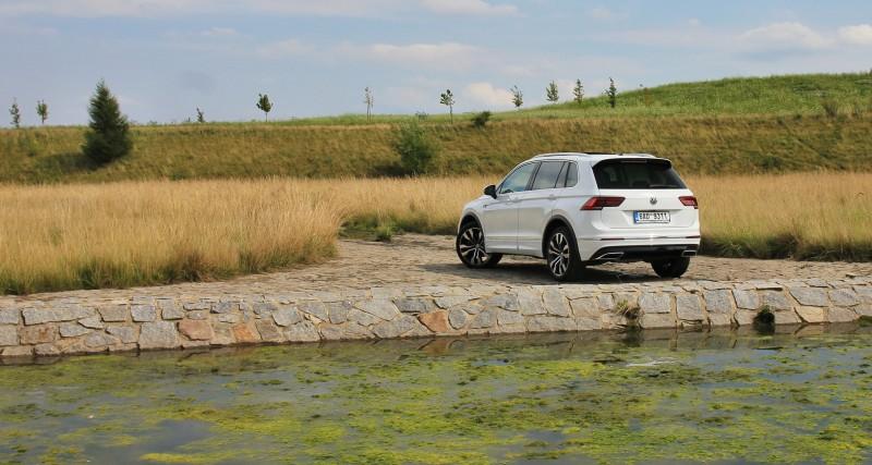 Test Volkswagen Tiguan 20 Bitdi 4motion Dsg R Line P3