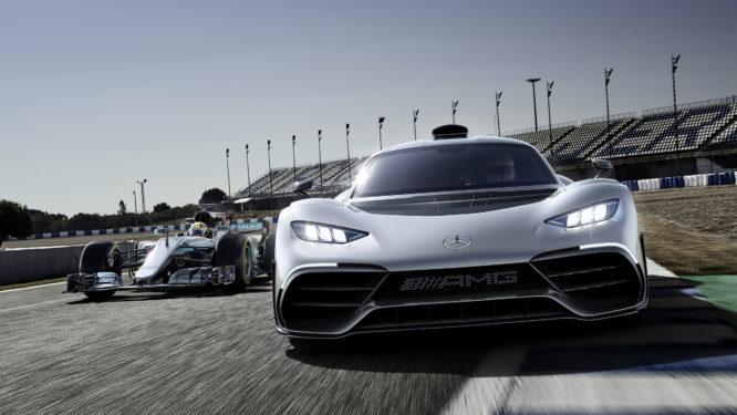 Mercedes ukázal to, na co jsme všichni čekali. AMG Project One je opravdu dechberoucí