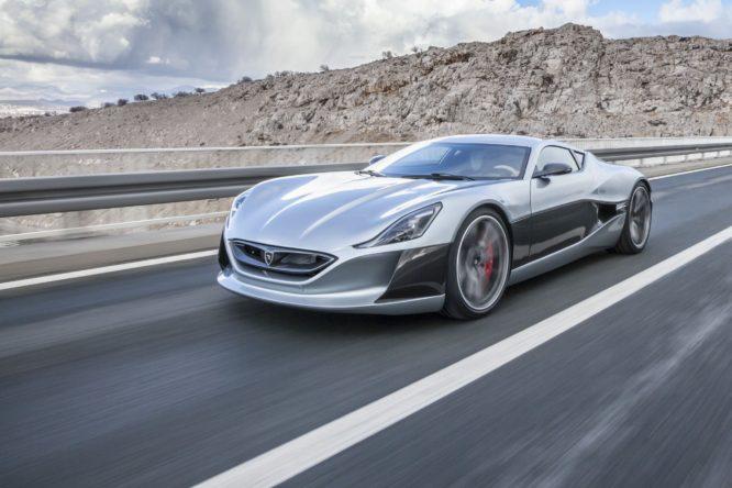 Sportovní elektromobil od Rimac Automobili bude ještě rychlejší díky Dassault Systèmes