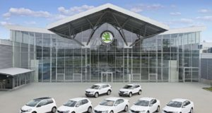 skoda 20 milionu vyrobenych aut