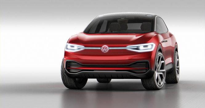 Volkswagen představuje v předvečer frankfurtského autosalonu nový I.D. CROZZ II
