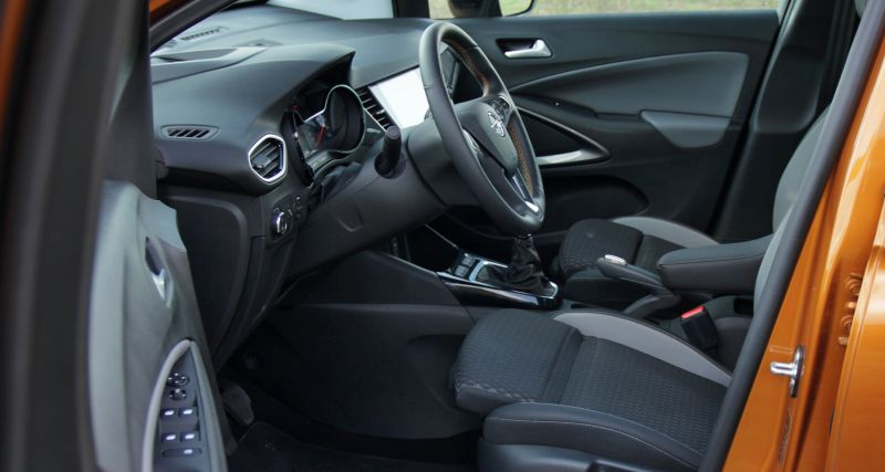 Test Opel Crossland X 1.6 CDTI 88 kW