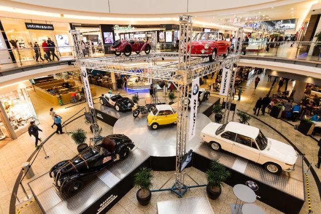 Galerie Vaňkovka výstava BMW