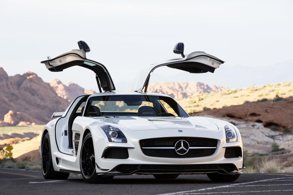 Mercedes-Benz SLS AMG Black Series (2013)