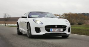 Test Jaguar F-Type 2.0 I4 300k