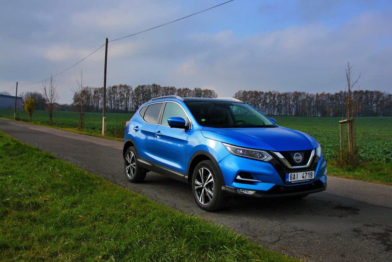 test nissan qashqai 1 6 dig t 120 kw. Black Bedroom Furniture Sets. Home Design Ideas