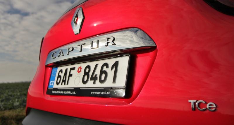 Test Renault Captur Energy TCe 120